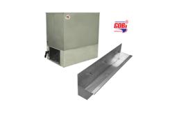 Bebedouro Industrial fixo de Inox GFL180 – Gobi refrigeração