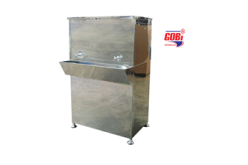 Bebedouro Industrial de coluna móvel de Inox GML360 – Gobi refrigeração – com termostato digital